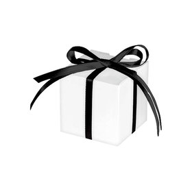Treat Boxes White (12 Pack)