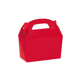 Red Treat Favor Boxes (24 Pack)