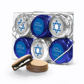 Personalized Happy Hanukkah 6Pk