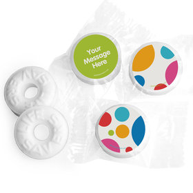 Birthday Polka Dot Party Personalized Mints