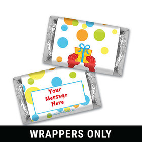 Sunny Day Personalized Miniature Wrappers