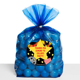 Movie Party Personalized Cello Bags (Set of 30)