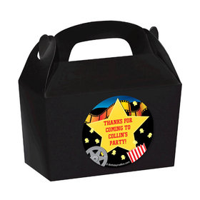 Movie Party Personalized Favor Boxes (Set of 24)
