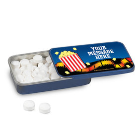 Movie Party Personalized Mint Tin (12 Pack)