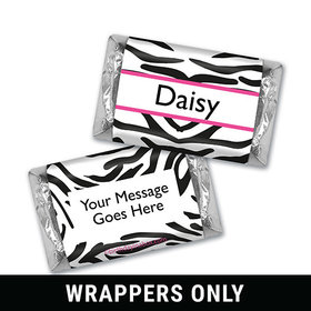 Wild Thing Personalized Miniature Wrappers