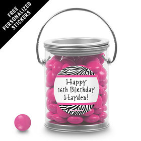 Birthday Personalized Paint Can (25 Pack)