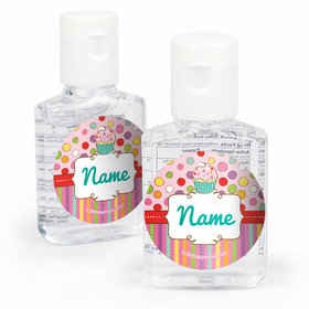 Sweet Party Personalized Hand Sanitizer (set of 12)