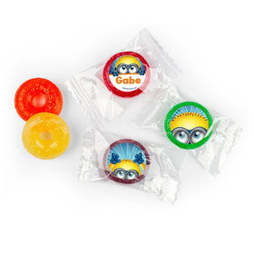 Birthday Despicable Me Themed Personalized 5 Flavor Hard Candy