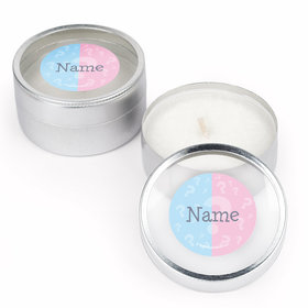 Gender Reveal Personalized Candle (Set of 12)