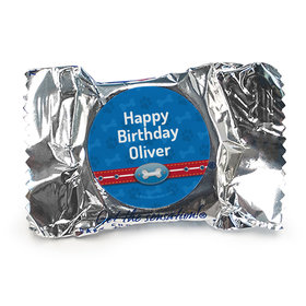 Personalized Birthday Paw Command Peppermint Patties