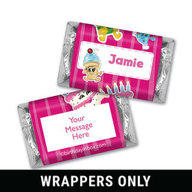 Partykins Personalized Miniature Wrappers