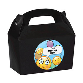 Emojis Personalized Favor Boxes (Set of 24)