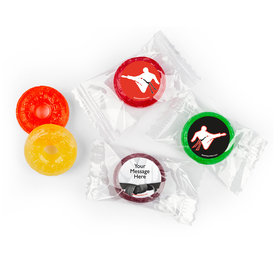 Birthday Karate Personalized 5 Flavor Hard Candy