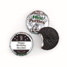 Vintage Elite Birthday Personalized Pearson's Mint Patties