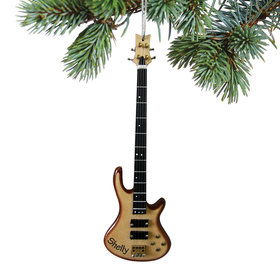 Personalized Bass Guitar