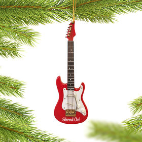 Personalized Fender Electric Guitar