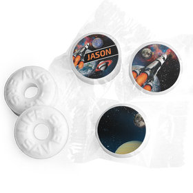 Personalized Birthday Space Blast Life Savers Mints (300 Pack)