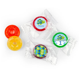 Personalized Birthday Turtle Life Savers 5 Flavor Hard Candy