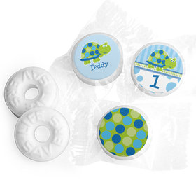 Personalized Birthday Turtle Life Savers Mints (300 Pack)
