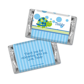 Personalized Birthday Turtle Miniatures Wrappers