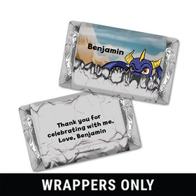 Personalized Birthday Force Miniatures Wrappers
