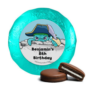 Personalized Birthday Force Belgian Chocolate Covered Oreos (24 Pack)
