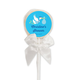 Baby Shower Personalized Lollipop Special Delivery (24 Pack)