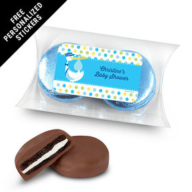 Baby Shower Personalized Pillow Box -Special Delivery (25 Pack)