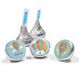 Personalized Birthday Balloons Hershey's Kisses (50 Pack)