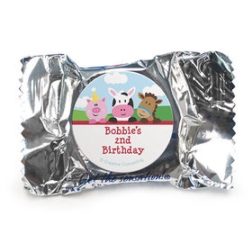 Personalized Birthday Farmhouse York Peppermint Patties (84 Pack)