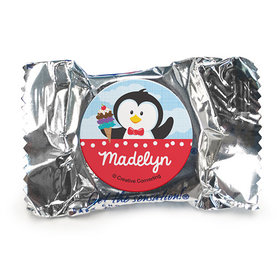 Personalized Birthday Penguin York Peppermint Patties (84 Pack)