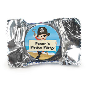 Personalized Birthday Pirate Party York Peppermint Patties (84 Pack)