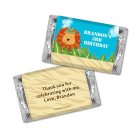 Personalized Birthday Safari Hershey's Miniatures