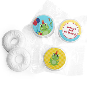 Personalized Birthday Safari Life Savers Mints