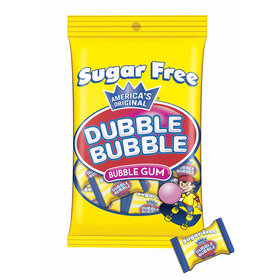 Dubble bubble Sugar Free