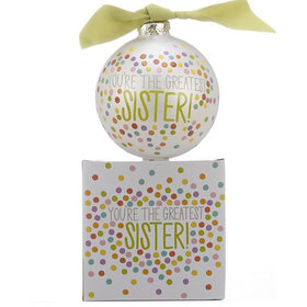 You're the Greatest Sister Polka Dots