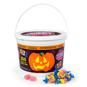 Dubble Bubble Pumpkin Tub (200 Pieces)