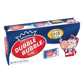Nostalgic Dubble Bubble Gum Theatre Box