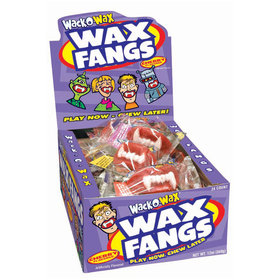 Wack-O-Wax Fangs