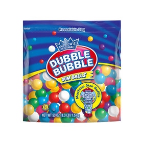 Gumball Machine Dubble Bubble Gumballs