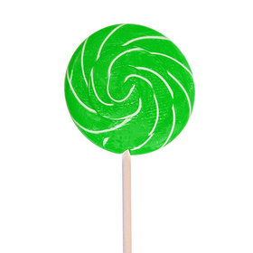 "Apple 3"" Swirly Pop"