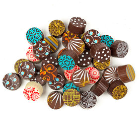 Large Deluxe Gourmet Truffle Tray
