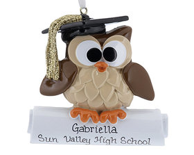 Personalized Owl Graduate