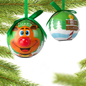 Personalized Rudolph The Red Nosed Reindeer