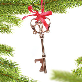 Personalized Santa Magic Key