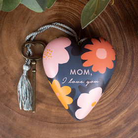 Personalized Mom I Love You Heart