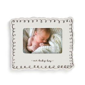 Picture Frame - Our Baby Boy