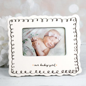 Picture Frame - Our Baby Girl