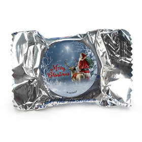 Christmas York Peppermint Patties- Starry Night Santa