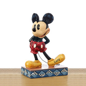 Personalized Mickey Mouse Table Top